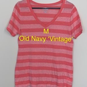 Old Navy 'Vintage' collection shirt
